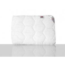 Детское одеяло силикон размер 110x140 одинарное белое