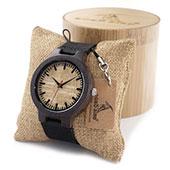Мужские бамбуковые часы