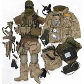 Тактическое снаряжение и экипировка
