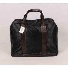 Дорожная сумка AMICO черная текстиль