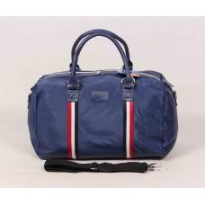 Дорожная сумка Adam синяя текстиль