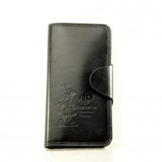 Мужской кошелек Bradley черный кожзам