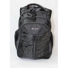 Мужской рюкзак Gorangd черный нейлон размер 430x340x170