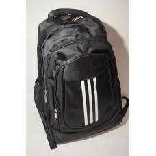 Мужской рюкзак Gorangd черный нейлон размер 430x360x190