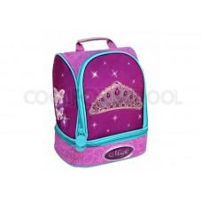 Дошкольный рюкзак Корона фиолетовый
