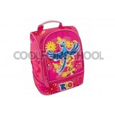 Дошкольный рюкзак Утенок розовый
