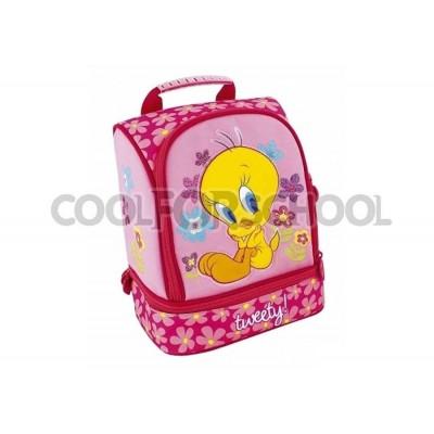 Дошкольный рюкзак Твитти розовый