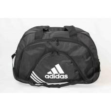 Спортивная сумка Addidas черная текстиль