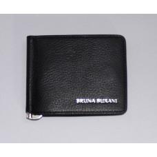 Зажим для купюр Bruna Burani черный