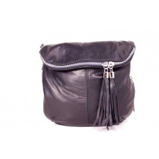Женская сумка Miko черная (Италия)