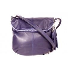 Женская сумка Miko синяя (Италия)