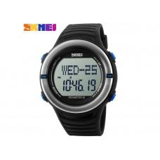 Мужские спортивные часы Skmei серого цвета
