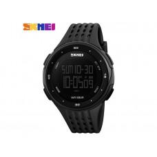Мужские спортивные часы Skmei черного цвета