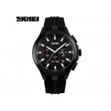Мужские спортивные часы Skmei Fast Furious Black