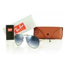 Мужские солнцезащитные очки Ray-Ban Aviator Blue