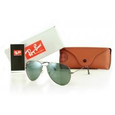 Мужские солнцезащитные очки Ray-Ban Aviator Grey