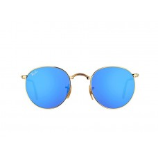 Мужские зеркальные солнцезащитные очки Ray-Ban Blue