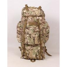 Рюкзак тактический хаки коричневый оксфорд размер 800x450x300
