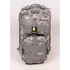 Рюкзак тактический хаки серый оксфорд размер 450x320x230