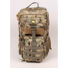 Рюкзак тактический хаки коричневый оксфорд размер 450x270x230