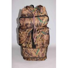 Рюкзак тактический коричневый оксфорд размер 680x400x380