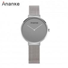 Женские механические часы Ananke Silver