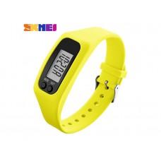 Женский фитнес браслет Skmei Fitness Yellow