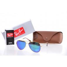 Женские солнцезащитные очки Ray Ban Aviator Green