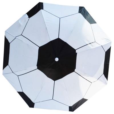 Детский зонтик-трость Футбольный мяч