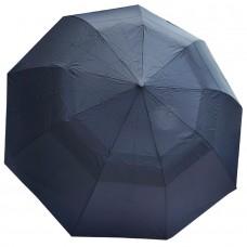 Мужской зонт Bavaria черного цвета с клапаном