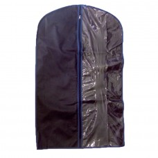 Чехол для одежды синий размер 100x60 прямоугольный