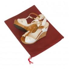 Мешок-пыльник для обуви Жозеф бордовый