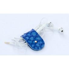 Зажим для зарядных устройств Капучинна голубой