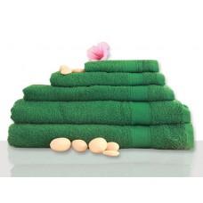 """Полотенце махровое """"Green"""" размер 50x90"""