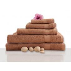 "Полотенце банное махровое ""Brown"" размер 70x140"