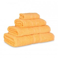 Махровое полотенце Luxury Желтый
