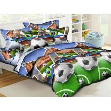 Комплект детского постельного белья Бразилия ранфорс