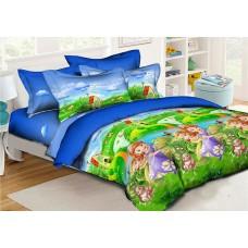 Комплект детского постельного белья Волшебная страна ранфорс