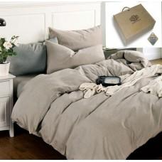 Комплект постельного белья Бриллиантовый туман лен