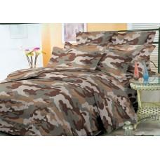 Комплект постельного белья Камуфляж микросатин