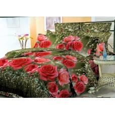 Комплект постельного белья 012 микросатин все размеры