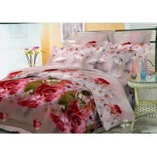 Комплект постельного белья 7828 микросатин все размеры