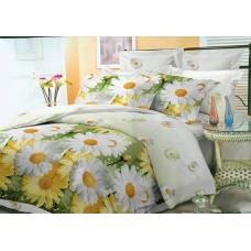 Комплект постельного белья 9927 микросатин все размеры