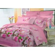 Комплект постельного белья Love микросатин
