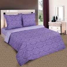 Комплект постельного белья Византия фиолет поплин