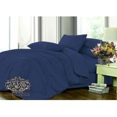 Комплект постельного белья CLASSIC BLUE сатин люкс