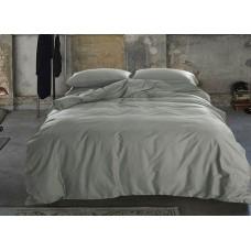 Комплект постельного белья LIGHT GREY сатин люкс
