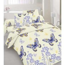 Комплект постельного белья Blue бязь